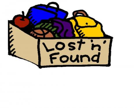 We have a growing Lost and Found!!